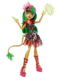 <b>Monster High</b> Freak du Chic, кукла Jinafire Long