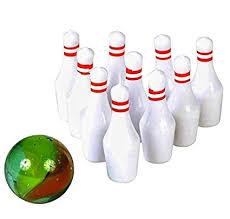 Rhode Island Novelty Mini Bowling Game 1 Piece ... - Amazon.com