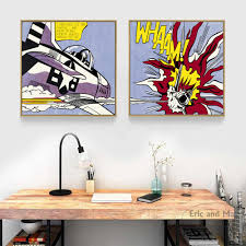 <b>Pop Art</b> Girl's Love <b>Canvas</b> Art <b>Print Painting</b> Poster Wall Pictures ...