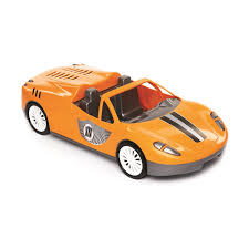 "<b>Автомобиль Zebratoys</b> ""<b>спортивный</b> Кабриолет"", Оранжевый ..."