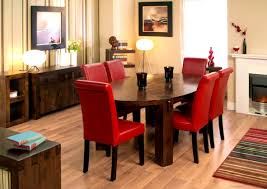 Dining Room Sets 6 Chairs Red Amazing Dining Room Sets Jhoneslavaco