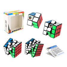 MF9301 Cubing Classroom <b>2x2x2 3x3x3 4x4x4</b> 5x5x5 Magic Cube ...