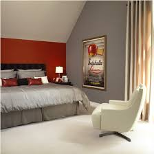 room paint red: metropolis cc  and boulevard cc  red was still a very popular