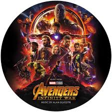 Виниловая пластинка. Music From <b>Avengers Infinity</b> War - купить ...