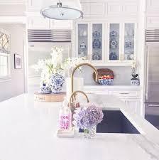 fresh kitchen sink inspirational home: hydrangeas make any kitchen pop pinspiration housefresh