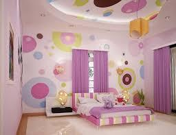 decor ideas kids yellow bedframe