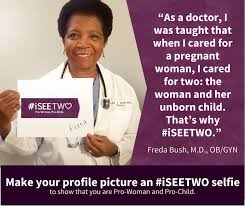 When it Comes to Abortion, is There One Person or Two? #iSEETWO ...