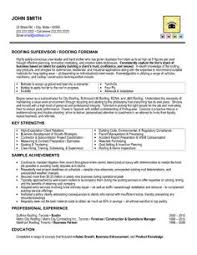click here to download this roofing supervisor resume template httpwww construction superintendent resume examples