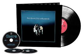 <b>The Doors</b> Announce 'The <b>Soft</b> Parade' Deluxe Edition for 50th