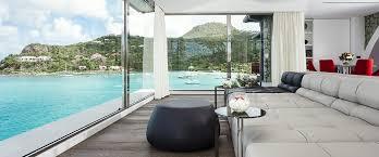 The Christopher Columbus suite - St Barts Villa | Eden Rock - St Barths