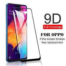 Oppo <b>9D Full Cover</b> Temper Glass A35 A37 A59 A71 A3S A5S/A7 ...