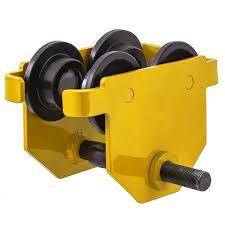 Hoists & Accessories 7 Inch 2T <b>BestEquip</b> Manual Trolley 2 <b>Ton</b> ...