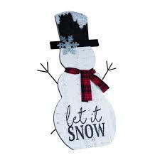 <b>Christmas Snowman</b> Decorations | Wayfair