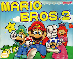 Classic Mario game