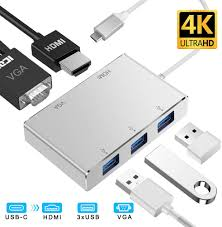 <b>Cwxuan</b> USB 3.1 Type-C Male to <b>DisplayPort DP</b> Male 4K HDTV ...