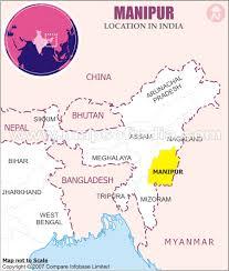 मणिपुर में बाहरी, अवैध प्रवासियों के खिलाफ फरमान