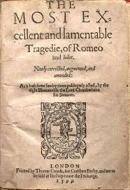 romeo and juliet persuasive essay which is better the book or  english title page of the second quarto edition q of william shakespeares play