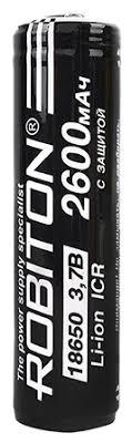 Стоит ли покупать <b>Аккумулятор</b> Li-Ion 2600 мА·ч <b>ROBITON 18650</b> ...