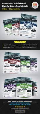 automotive car rental flyer ad vol 6 flyers flyer template automotive car rental flyer ad creative clean and modern automotive car rental flyer ad template vol