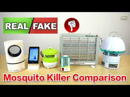 <b>Mosquito killer</b> comparison review <b>led insect trap</b> portoti - YouTube