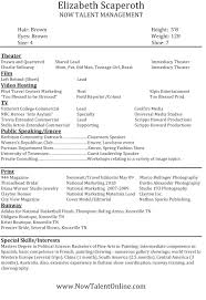 resumes for teens resume badak example model resume template
