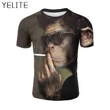 <b>YELITE</b> 2019 Newest Orangutan Smoking A Cigarette With ...
