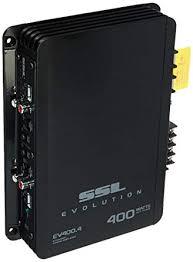 evolution 400 power black