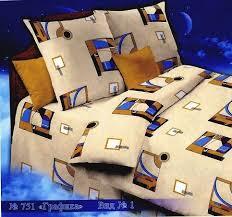 <b>Комплект постельного белья</b> 1,5сп <b>бязь</b> пл 100 <b>Графика</b> беж с 1 ...