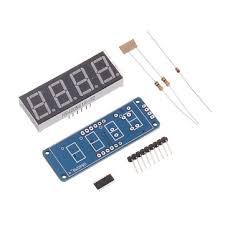 <b>3pcs 0.56 inch</b> digital tube diy kit tm1650 four-digit led digital tube ...