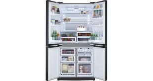 <b>SJ</b>-<b>EX98FBE</b> - <b>SJEX98FBE</b> - <b>Холодильники</b> - 4х-дверные - <b>Sharp</b>