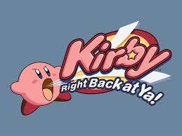 Kirbykirbykirby's the one!