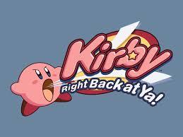 Kirbykirbykirby's the one!