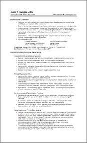 sample licensed practical nurse resume   template   templatesample licensed practical nurse resume