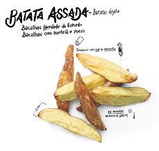 Resultado de imagem para IMAGENS DE RECEITAS DE VÁRIOS TIPOS DE BATATAS