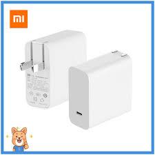 <b>Xiaomi Mi</b> USB-C (<b>65W</b>) <b>Charger</b> CDQ07ZM <b>Power Adapter</b> -US Plug