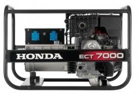 Бензогенератор <b>Honda ECT 7000 K1</b> (6.5 кВт) - G-generators.ru