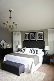 i want this bedroom it is perfection master bedroom decor you dont need a lot of money to know how to decorate choose photos of what you like and make bedroom decor with black furniture