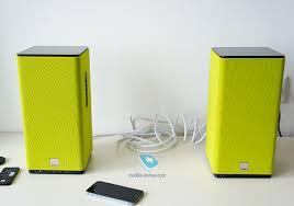 Mobile-review.com Обзор аудиосистемы <b>DALI Kubik</b> (Free и Xtra)