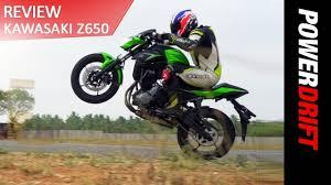 Обзор мотоцикла <b>Kawasaki Z650</b> ABS — BikesWiki ...