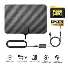 HOTBEST <b>HDTV</b> Antenna Satellite Receiver Indoor <b>2000 Miles</b> ...