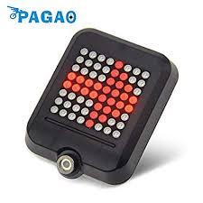 Buy Generic PAGAO 64 LED The Whole <b>Intelligent Steering</b> Brake ...