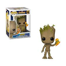 <b>Фигурка Funko POP</b>! Bobble: Marvel: <b>Avengers Infinity</b> War S2 ...