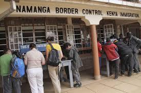 kenya tanzania border crossing ile ilgili görsel sonucu