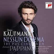 <b>Nessun</b> Dorma - The Puccini Album by <b>Jonas Kaufmann</b> on Amazon ...