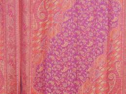 window curtains traditional pink