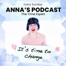 Anna Jelen The Time Expert Podcast
