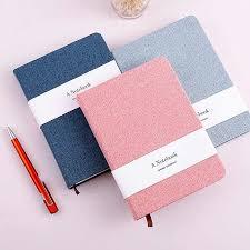 Line and Blank <b>Notebook Diary Hand</b> Book Ruled Plain Blank ...