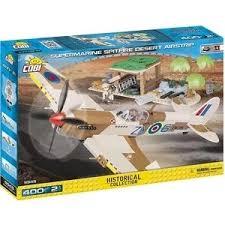 <b>Конструктор COBI</b> Пластиковый Самолет <b>Supermarine Spitfire</b> ...