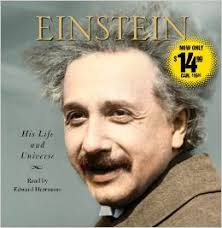 Einstein: His Life and Universe: Walter Isaacson, Edward Herrmann ...