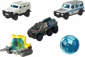 <b>MATTEL</b> MATCHBOX FHY44 Mercedes-Benz 5 Car Giftpack (D ...